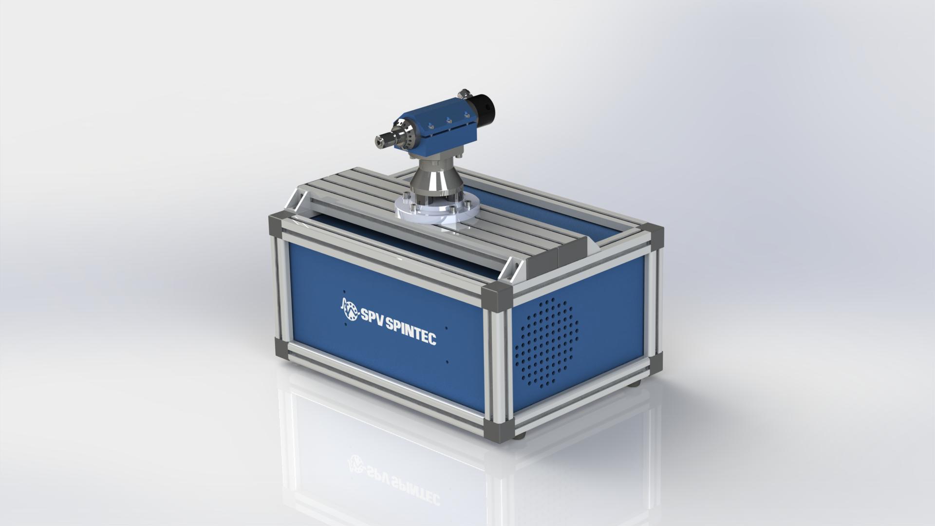 DB-Flex - Färdig lösning för robotgradning med hanteringsrobot.