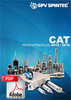 Download link to SPV Spintec Product catalogue CAT-holders