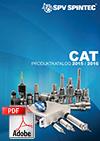 Länk för nedladdning av SPV Spintec Produktkatalog CAT-hållare