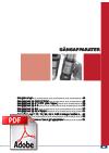 Länk för nedladdning av SPV Spintec Produktkatalog gängapparater