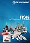 Download link to SPV Spintec Product catalogue HSK-holders