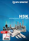 Länk för nedladdning av SPV Spintec Produktkatalog HSK-hållare