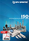 Download link to SPV Spintec Product catalogue ISO-holders