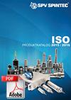 Länk för nedladdning av SPV Spintec Produktkatalog ISO-hållare