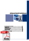 Download link to SPV Spintec Product catalogue high speed spindles