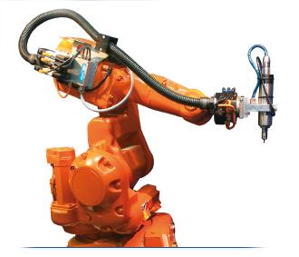 SPV Spintec spindle robot